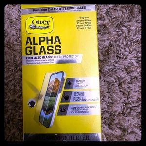 alpha glass screen protector- iphone 8/7/6s/6 PLUS